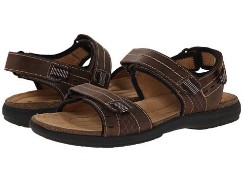 Clarks - Un.Bryman Sun (Brown Leather) Men
