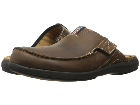 Clarks - Un.Bryman Cove (Brown Leather) Men's Sandals