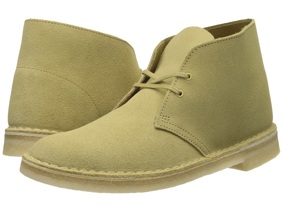 Clarks - Desert Boot (Maple Suede) Men