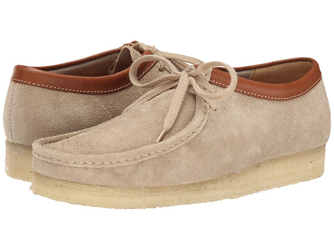 Clarks - Wallabee (Sand Suede) Men