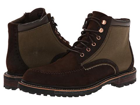 Woolrich - Woodwright (Field Tan Canvas) Men's Boots