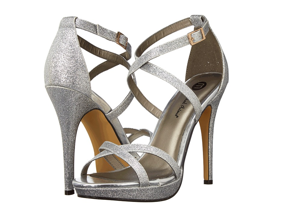 Michael Antonio - Tarten (Silver) High Heels