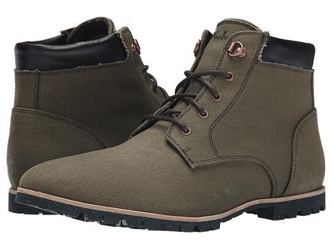 Woolrich - Beebe (Field Tan Canvas) Men's Boots