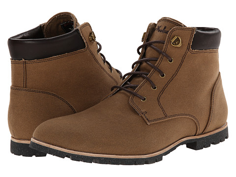 Woolrich - Beebe (Brush Brown Canvas) Men