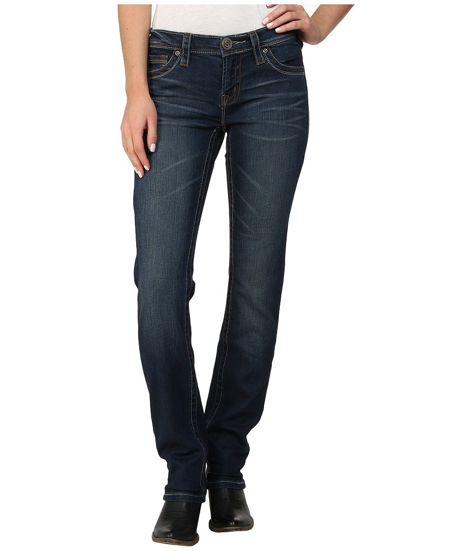 Stetson - 541 Stovepipe Fit Dark S (Blue) Women