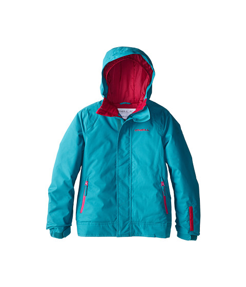 O'Neill Kids - Jewel Jacket (Little Kids/Big Kids) (Pagoda Blue) Girl's Coat