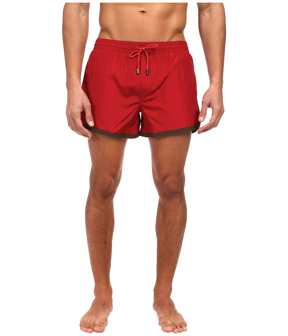 Dolce & Gabbana - Runner Swim Brief (Light Plum) Men's Swimwear