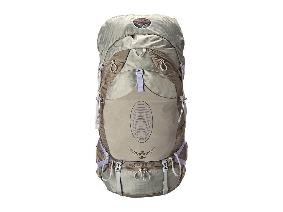 Osprey - Aura 65 AG (Silver Streak) Backpack Bags