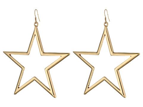 Kenneth Jay Lane - 9246EPG Earring (Polished Gold) Earring