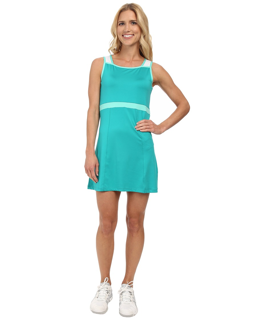 Tail Activewear - Delia Dress (Jade) Women's Dress