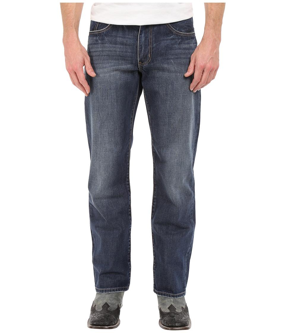 Stetson - Modern Fit X Deco (Blue) Men's Clothing