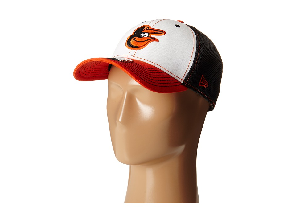 New Era - White Front Neo Baltimore Orioles (White) Baseball Caps