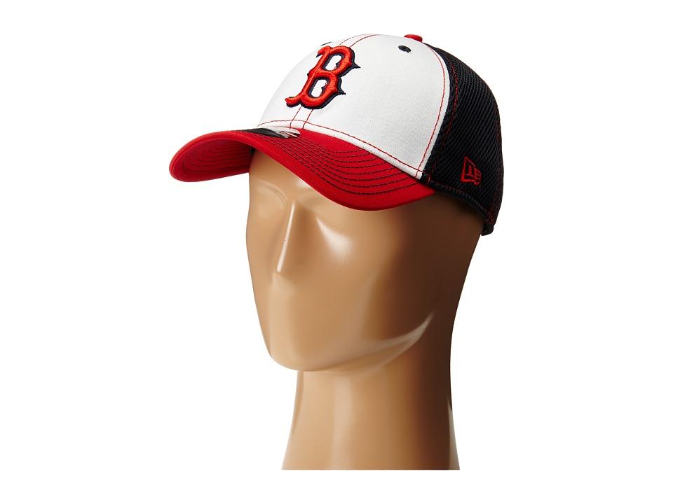 New Era - White Front Neo Boston Red Sox (Navy) Baseball Caps