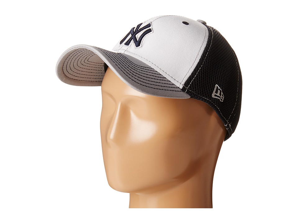 New Era - White Front Neo New York Yankees (Navy) Baseball Caps
