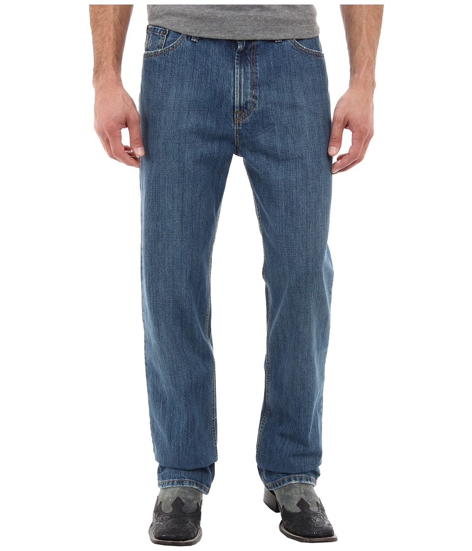 Stetson - 1520 Fit Medium X (Blue) Men's Jeans