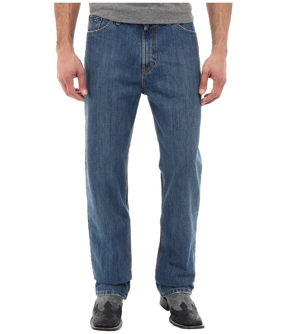 Stetson - 1520 Fit Medium X (Blue) Men's Jeans