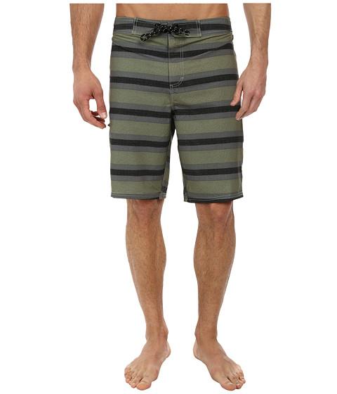 Tavik - Crowley Boardshort (Sage) Men's Swimwear