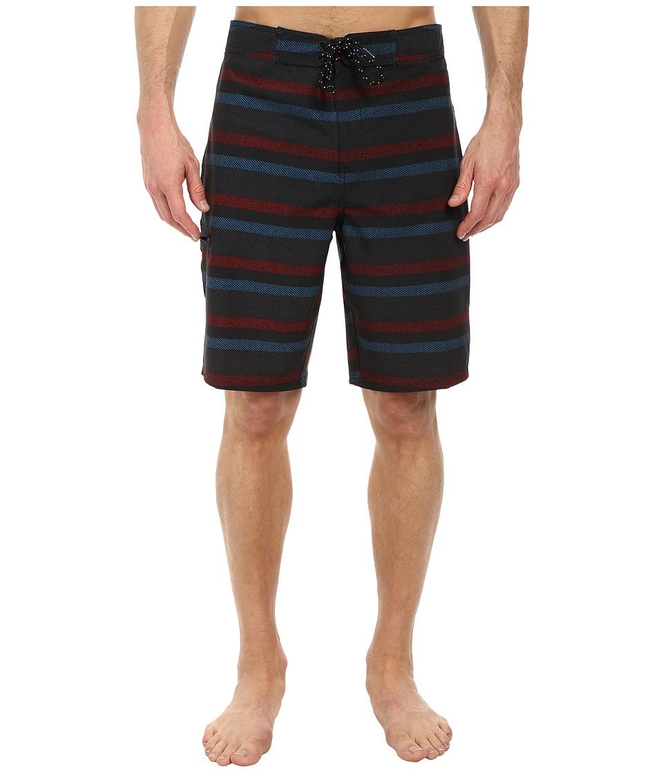 Tavik - Crowley Boardshort (Shadow) Men's Swimwear