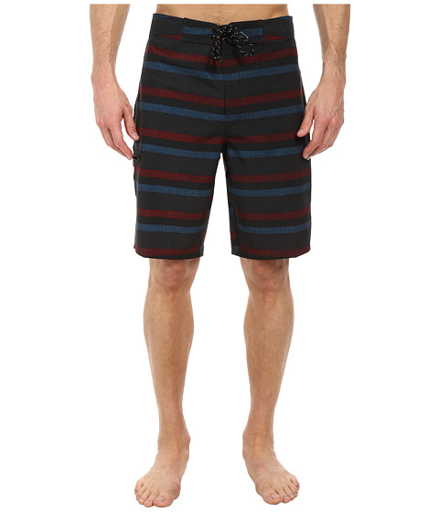 Tavik - Crowley Boardshort (Shadow) Men's Swimwear