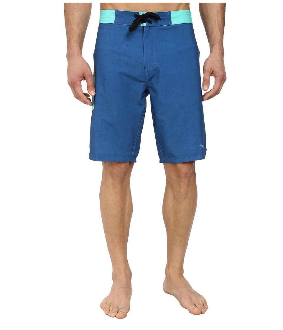 Tavik - Vital Boardshort (Midnight) Men's Swimwear