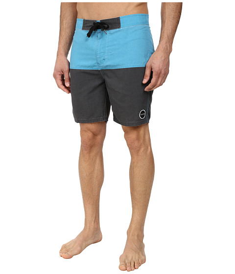 Tavik - Rico Boardshort (Lagoon) Men's Swimwear