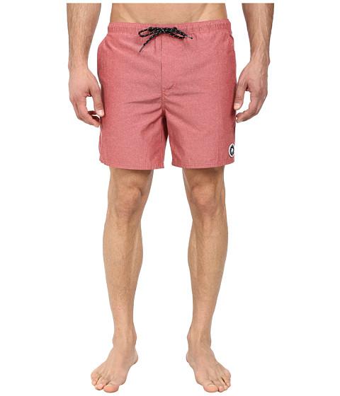 Tavik - Belmont Boardshort (Faded Coral) Men's Swimwear