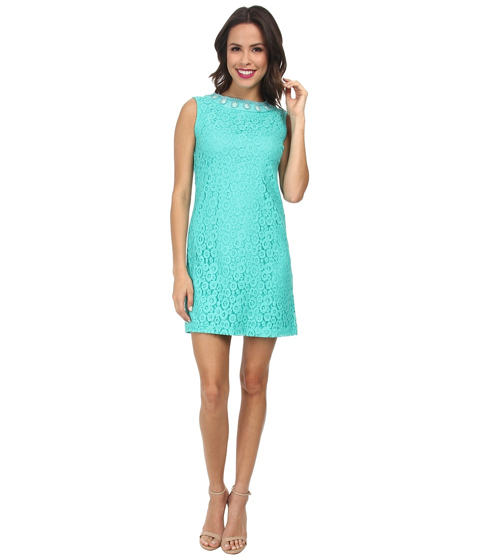 rsvp - Amy Shift Dress (Mint) Women