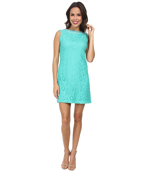 rsvp - Amy Shift Dress (Mint) Women's Dress