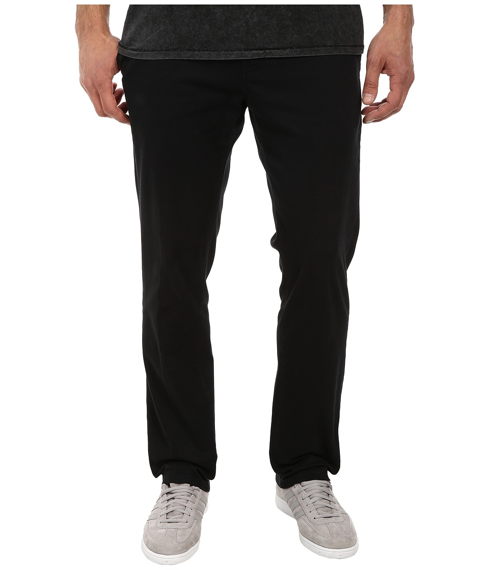 Tavik - Basin Pant (Jet Black) Men's Casual Pants