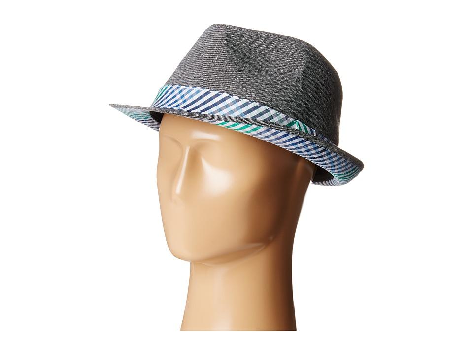 New Era - EK Bensen Fedora (Black) Fedora Hats