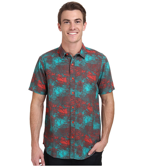 Tavik - Howell Woven (Tropical Green) Men