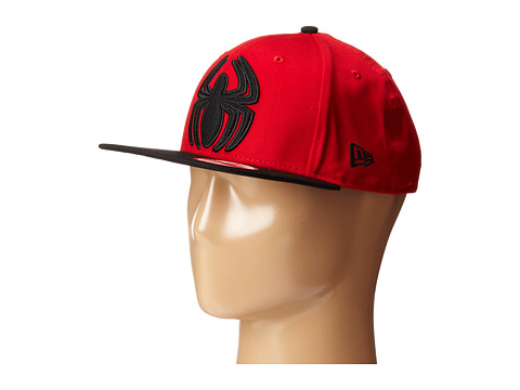 New Era - Hero Fill Spiderman (Red) Caps