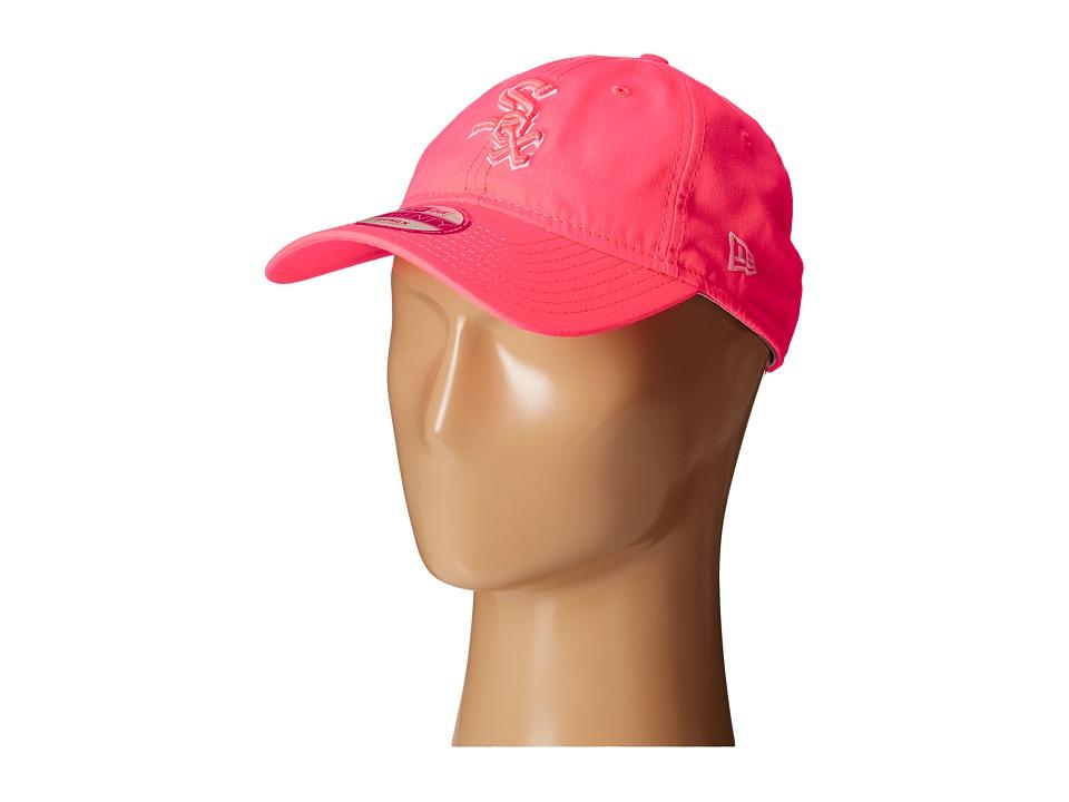 New Era - Fashion Essentials 920 Chicago White Sox (Bright Pink) Caps