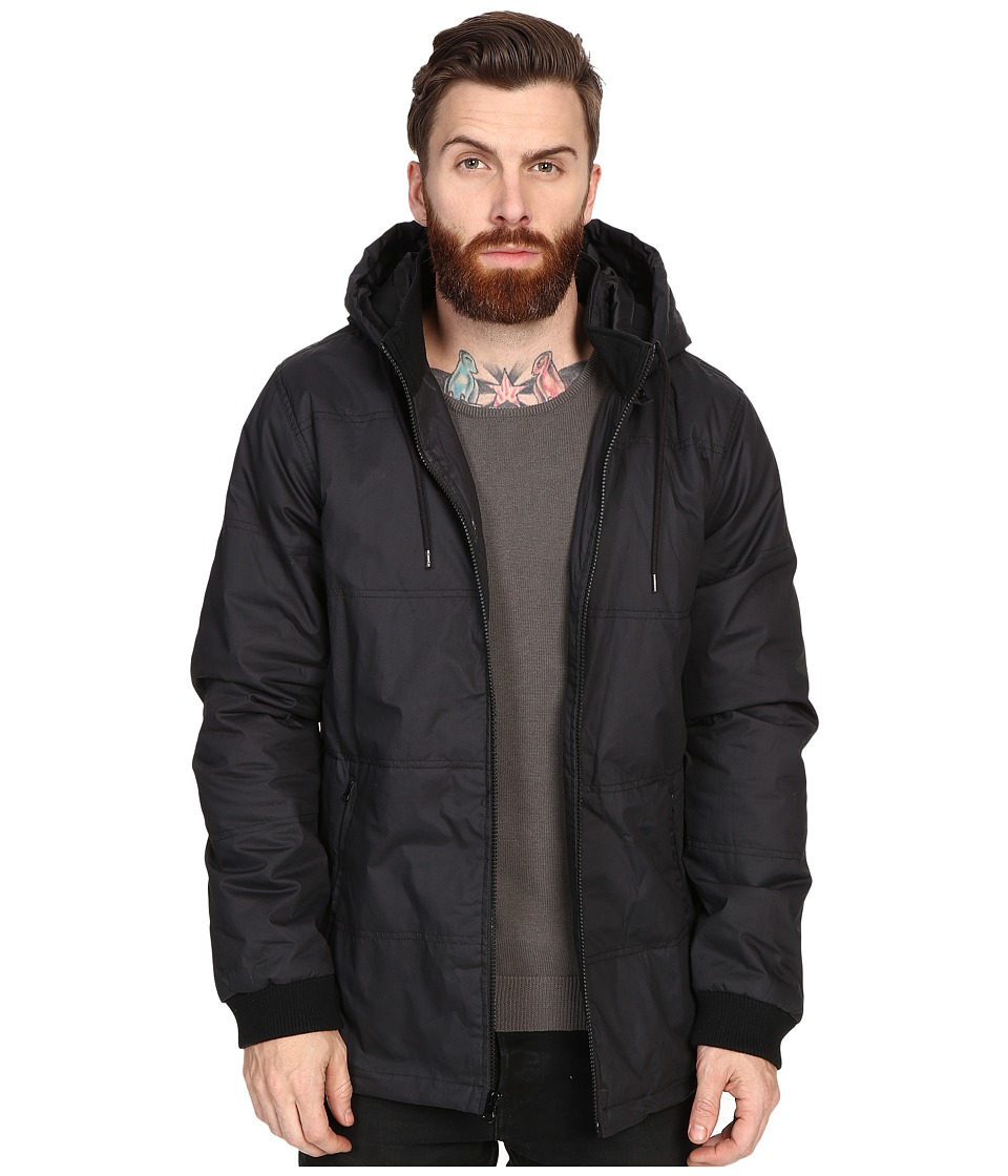 Tavik - Rox Jacket (Black) Men's Coat