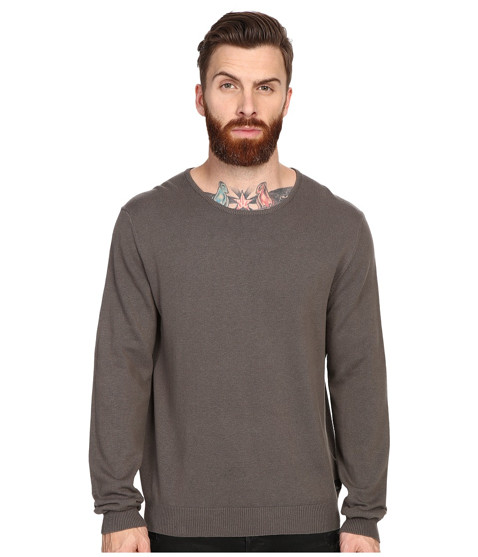 Tavik - Welcome Sweater (Grey) Men's Sweater