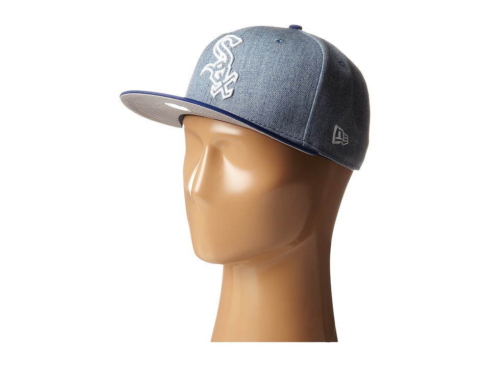 New Era - Fresh Snap Chicago White Sox (Light/Pastel Blue) Caps