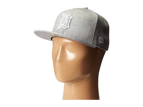 New Era - Fresh Snap Detroit Tigers (Light/Pastel Grey) Caps