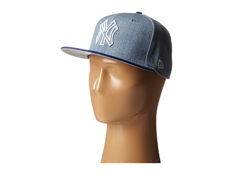 New Era - Fresh Snap New York Yankees (Light/Pastel Blue) Caps
