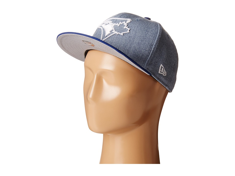 New Era - Fresh Snap Toronto Blue Jays (Light/Pastel Blue) Caps