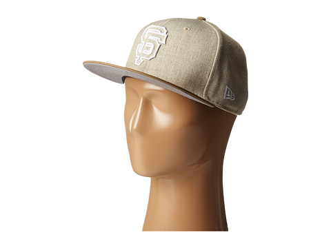 New Era - Fresh Snap San Francisco Giants (Light Beige) Caps