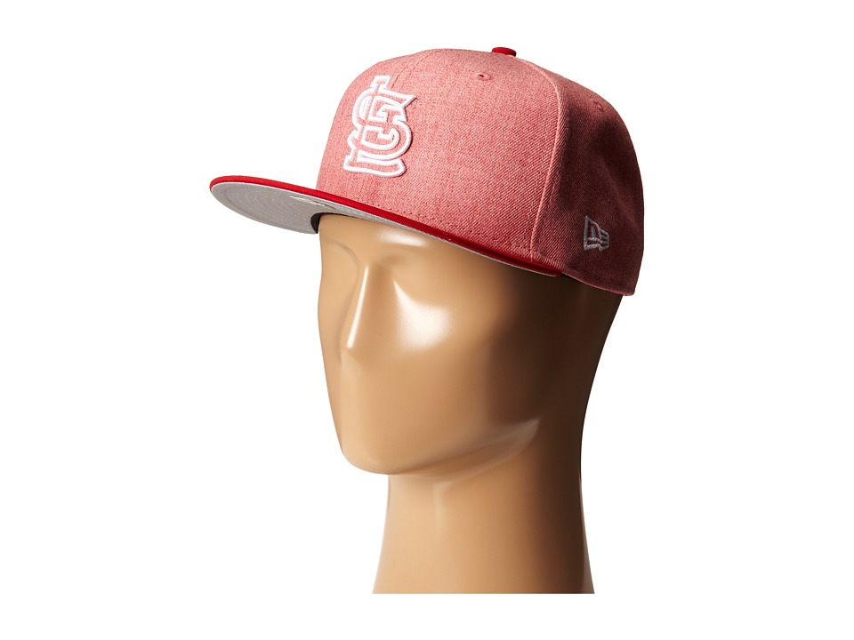 New Era - Fresh Snap St. Louis Cardinals (Light/Pastel Red) Caps