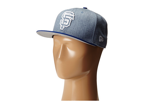 New Era - Fresh Snap San Francisco Giants (Light/Pastel Blue) Caps