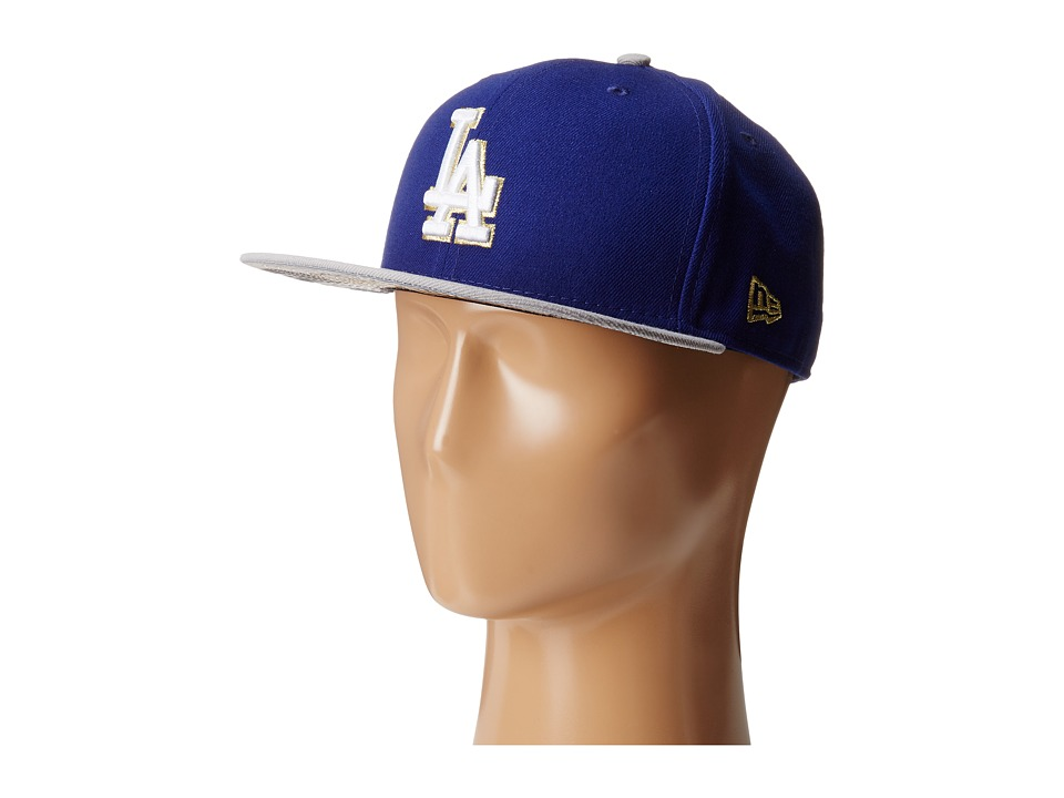 New Era - Team Hasher Los Angeles Dodgers (Navy) Caps
