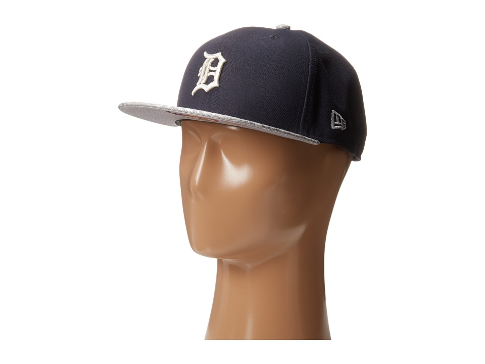 New Era - Snap Foiler Detroit Tigers (Navy) Caps