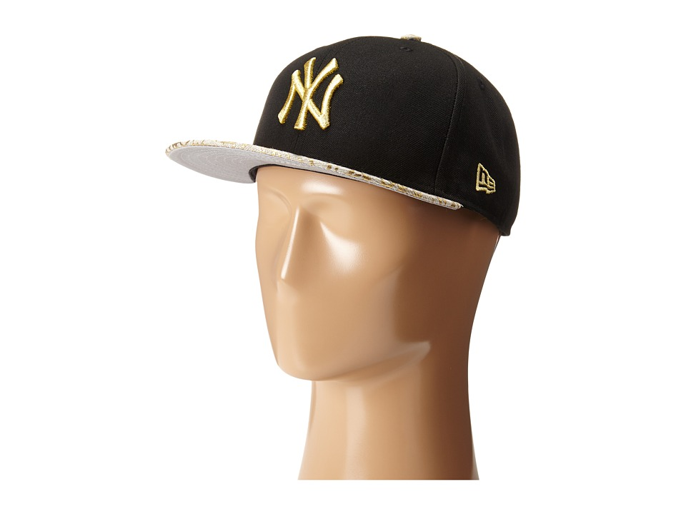 New Era - Snap Foiler New York Yankees (Black) Caps