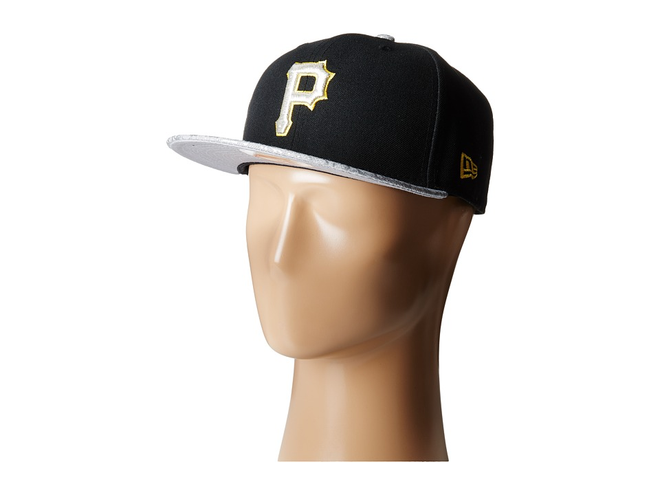 New Era - Snap Foiler Pittsburgh Pirates (Black) Caps