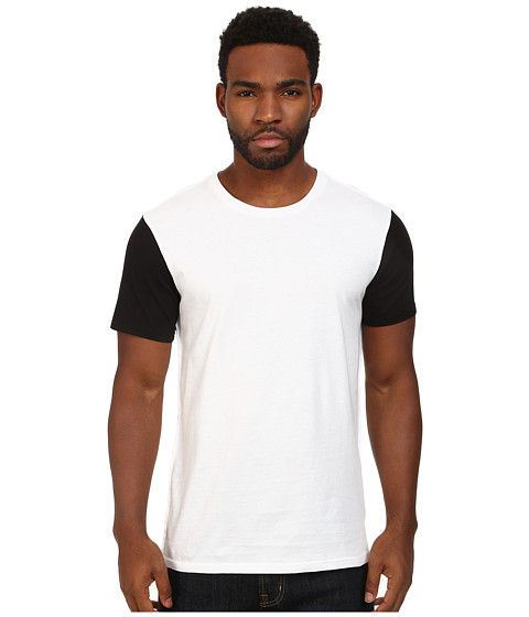 Tavik - Nix Knit (White) Men's T Shirt