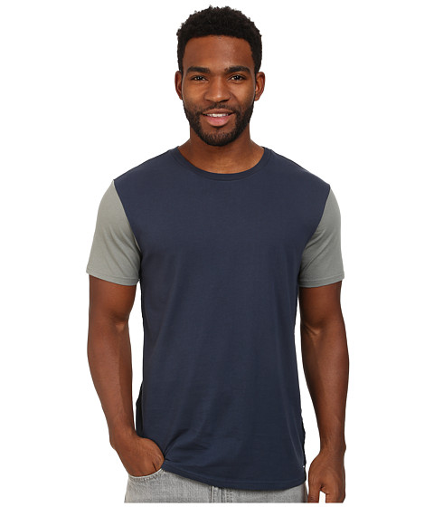 Tavik - Nix Knit (Navy) Men's T Shirt
