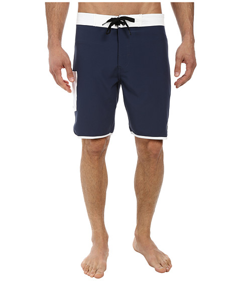 Tavik - Stash Boardshort (Navy) Men's Swimwear