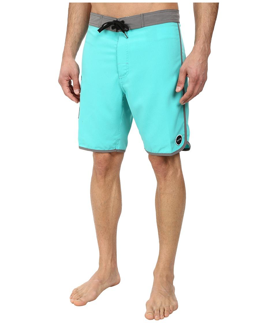 Tavik - Stash Boardshort (Chlorine) Men's Swimwear